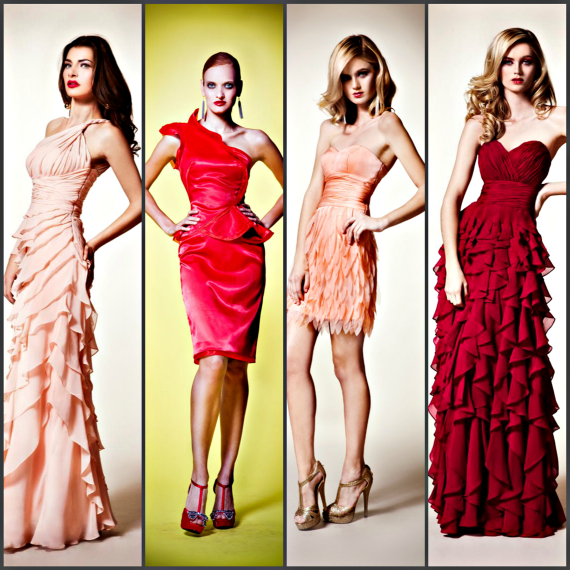 The Hunger Games\' inspires fabulous formal fashions