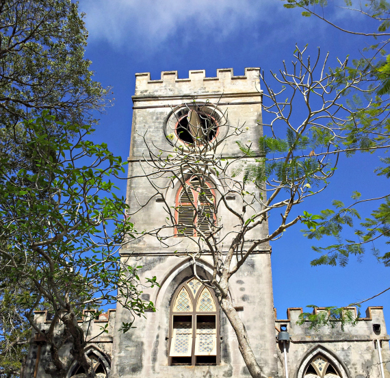 st. johns church barbados