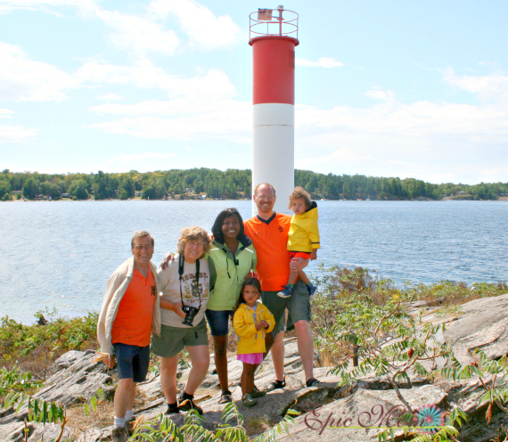 Epic-Family-at-Killbear Ontario