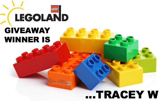 Epic LEGOLAND Giveaway winner